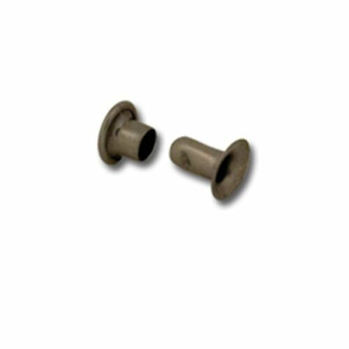X-Small Rapid Rivets Antique Nickel Plate 100//pk By Tandy Leather 1278-16