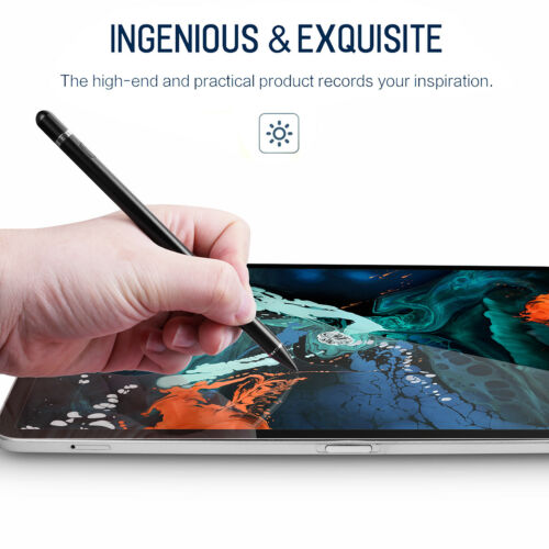 Smart Digital Stylus Pen Touch Screens for iPad iPhone Samsung Android Tablets