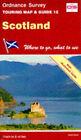 Scotland by Ordnance Survey (Sheet map, folded, 1991)