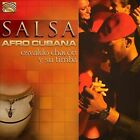 Salsa Afro Cubana by Osvaldo Chac¢n (CD, Jul-2012, ARC)