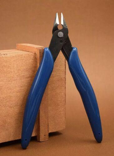 1xMini Flush Side-Cutter Precision Shear Wire Snips Pliers Tools Diagonal-Cut