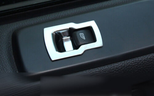 ABS Button/&Window Lift cover trim Fit For Land Rover LR4 Discovery 4 2010-2015