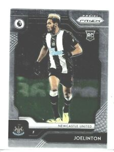 2019-20-Panini-Chronicles-Soccer-Joelinton-Newcastle-United-EPL-Prizm-RC