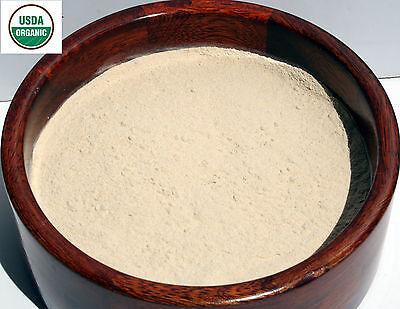 Organic Ashwagandha Root Powder Withania Somnifera 8 oz Herbal