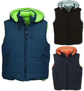 387fd5ed64932 Image is loading PREMIUM-HEAVY-DUTY-QUILTED-MENS-PADDED-GILET-BODYWARMER-