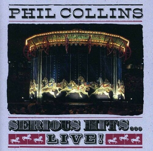 1 of 1 - Phil Collins - Serious Hits Live [New CD]