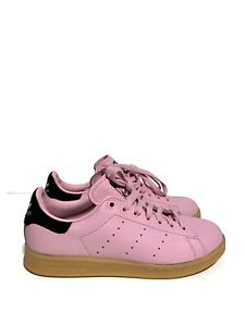 info for 6b26f aa145 Details about adidas Originals Stan Smith Wonder Pink Core Black CQ2812  Women Size US 8 NEW