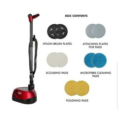 Ewbank EP170 All-In-One Floor Cleaner, Scrubber and ...