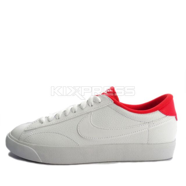 precio loco venta al por mayor diseñador de moda Nike Tennis Classic AC ND [377812-128] NSW Casual White/White-Orange