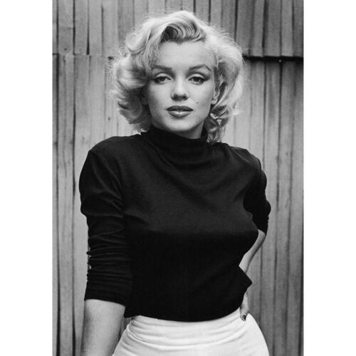 5D DIY Diamond Painting Marilyn Monroe Full Round Drill Embroidery Kit Wall Art