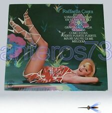 """RAFFAELLA CARRA' """"FIESTA"""" RARO LP 1977 IN SPAGNOLO"""