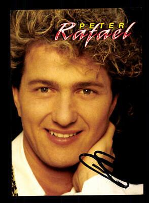 Hell Peter Rafael Autogrammkarte Original Signiert ## Bc 146391 Musik