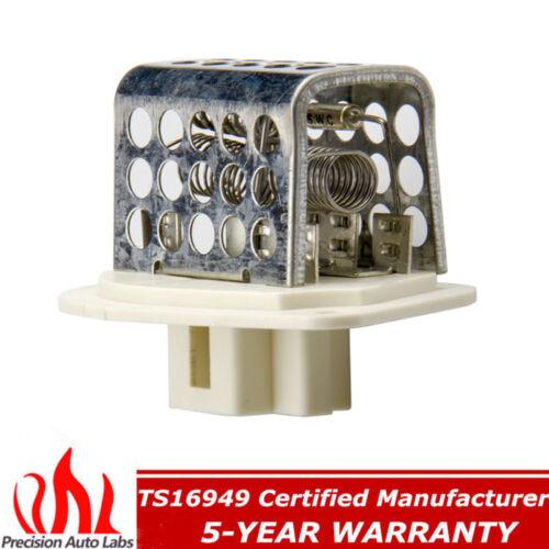 Heater Blower Motor Resistor 4864957 For 1997-2001 Jeep Wrangler Cherokee
