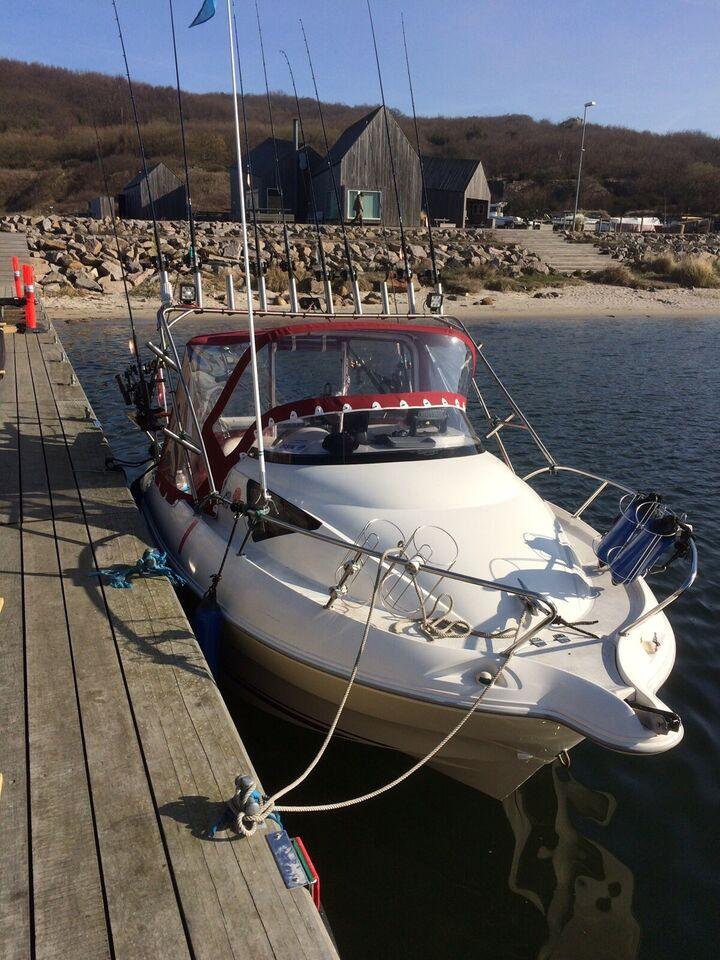 Ørnvik 510, Motorbåd, årg. 2005
