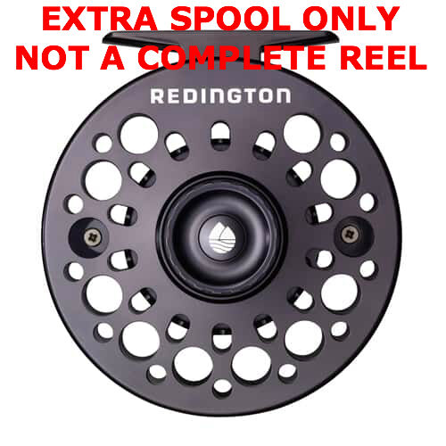 Redington Rise II Replacement Fly Reel Spools Charcoal CHOOSE SIZE