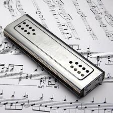 Swan 24 Holes Double Sided Key C & G Tremolo Tuned Harmonica SW24-12