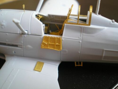 I Photo Etch Update Set Marabu 1//72 Gloster Gladiator Mk