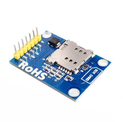 SIM800L V2.0 5V Wireless GSM GPRS MODULE Quad-Band with Antenna Cable Cap