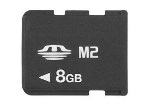 For-Sony-Ericsson-Cell-Phone-M2-Card-8GB-Memory-Stick-Micro-M2-8192