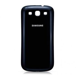 Carcasa-bateria-Tapa-trasera-back-cover-Samsung-Galaxy-S3-i9300-original-negra