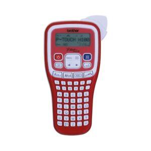 Brother P-touch PT-H100 Labelprinter 300mm Etikettenbreite Drucker