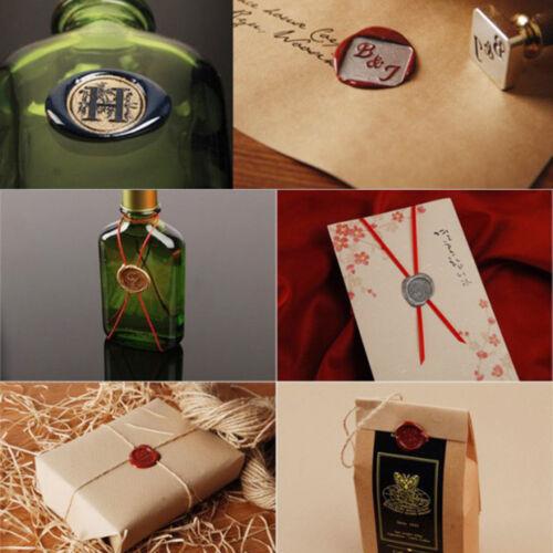 10 PCS Sealing Wax Stick 10mm For Sealing Gun Melting Stamp Wedding Letter CardS
