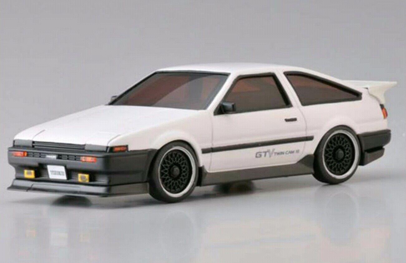 Kyosho Mini-Z Toyota Sprinter Trueno GTV AE86 Auto Scale Collection Body