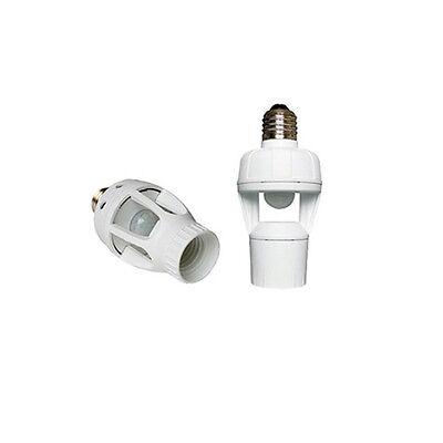 Latest AC 110V 220V Infrared PIR Motion Sensor LED E27 Lamp Bulb Holder Switch