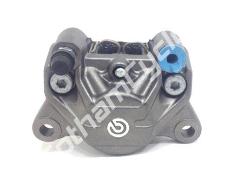 Ducati OEM Brembo Titanium Dark Grey 34mm P34 P34G Rear Brake Caliper w// Pads