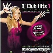 Various Artists - DJ Club Hits, Vol. 1 [D Vision] (2008)