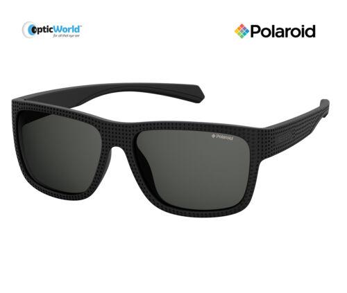 Toutes couleurs Polaroid-Sliver 7025//S Designer Lunettes de soleil avec étui