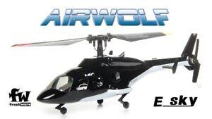 Top-RC-Helicopter-Esky-F150-V2-FBL-Mini-Hubschrauber-Airwolf-RTF