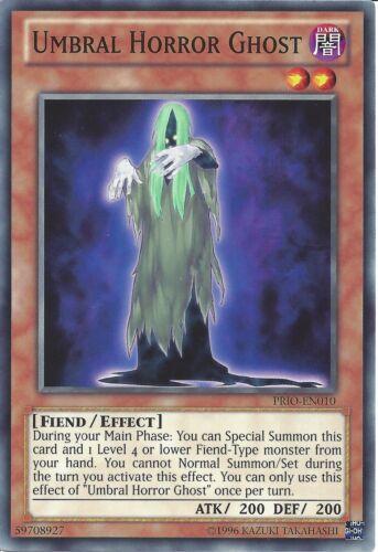 YU-GI-OH UMBRAL HORROR GHOST PRIO-EN010