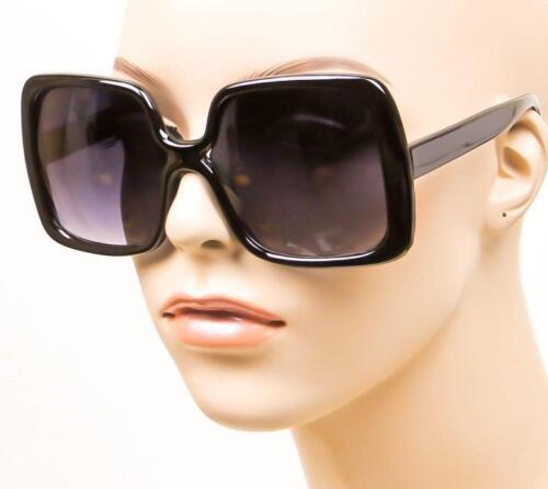 Large DIANE Oversized  BOHO Square Jackie O Big Designer WaYfe LUX Sunglasses
