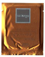 Shiseido Naturgo Black Mask (Package of 6) NEW AUTH