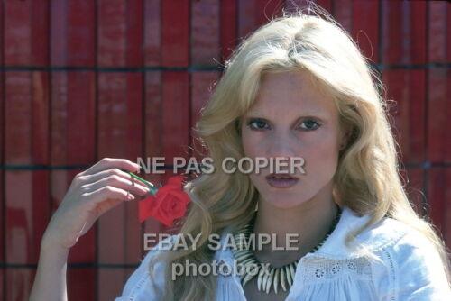 Exclusive Unpublished PHOTO Ref 2088 Sylvie Vartan
