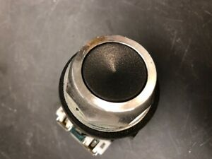 Westinghouse-black-push-button-with-NO-PB1A-contact