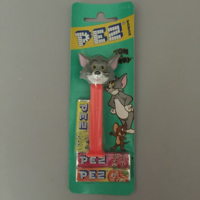 Pez Tom and Jerry
