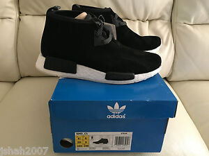 Details about ADIDAS NMD RUNNER C1 CHUKKA BLACK SIZE UK 6 LIMITED EDITION