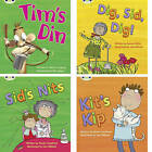 Learn to Read at Home with Phonics Bug: Pack 1 (Pack of 4 Fiction Books) by Jeanne Willis, Monica Hughes, Nicola Sandford (Paperback, 2010)