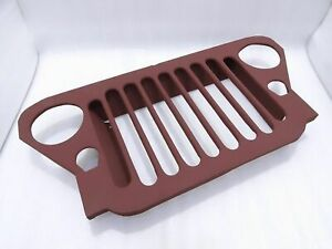JEEP MB FORD GPW 41-45 FRONT GRILL STEEL -NEW
