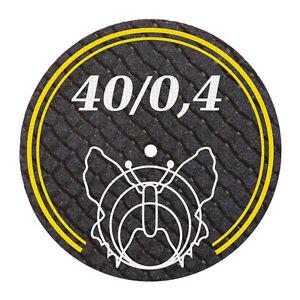 Trennscheibe-Nr-14-20-St-Packung-flexibel-40-x-0-4mm-f-EM-NEM-d-verstaerkt