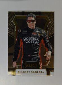 2017-Panini-Select-NASCAR-Racing-Base-Grandstand-88-Elliott-Sadler
