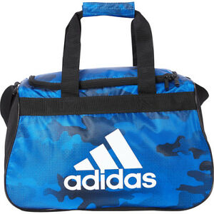 adidas Diablo Small Duffel Limited Edition Colors- Blue Data  Camo black white for sale online  597ddf642dc69