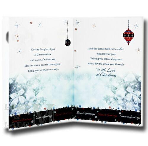 Grandad Grandfather Christmas Card Various Designs Available