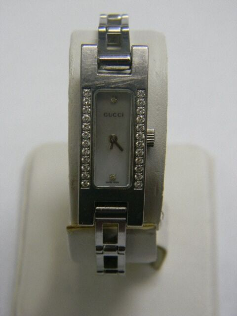 6cde639b4fc Gucci 3900l Diamond Ladies Watch for sale online