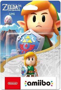 Amiibo-Link-Charakter-LINK-039-S-Aufwachen-Nintendo-Schalter-Figur