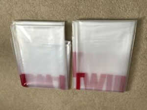 2 pack of 3 mil HD Twin Mattress Bag /Box Spring/ Cover ...