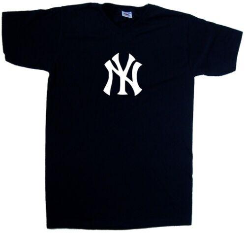 New York Symbol V-Neck T-Shirt