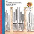 Bach / Toccata & Fugue in D Minor [CD] (0275)